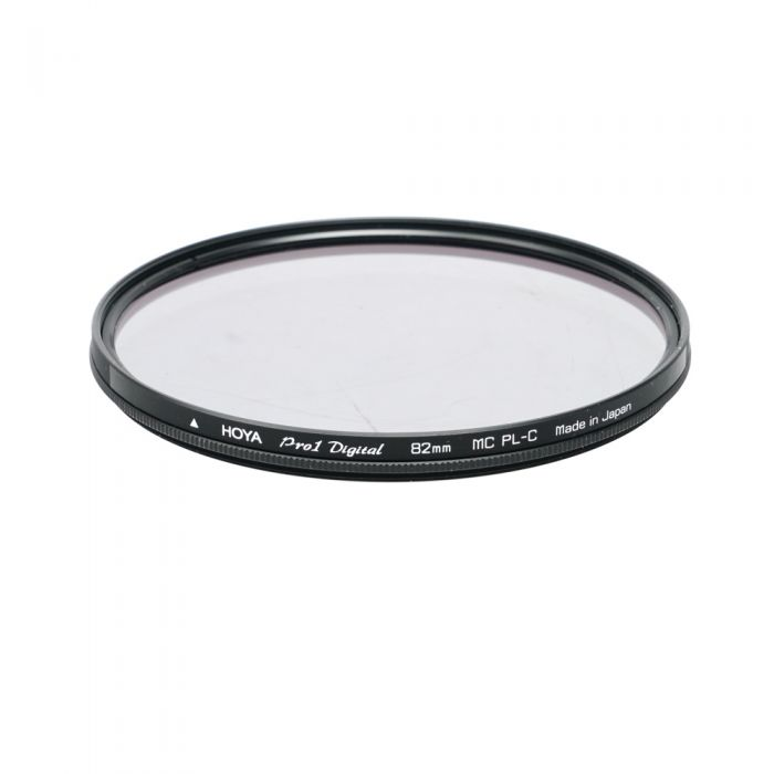 Hoya 82mm Circular Polarizing Pro 1 Digital MC Filter