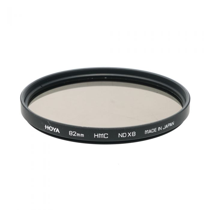 Hoya 82mm Neutral Density ND8X HMC Filter