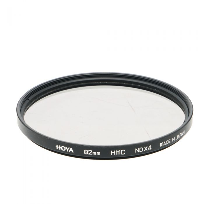 Hoya 82mm Neutral Density ND4X HMC Filter