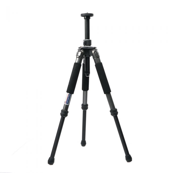 Giottos MT-9240 Classic Aluminum Tripod Legs, 2-Section, 14.2-24\