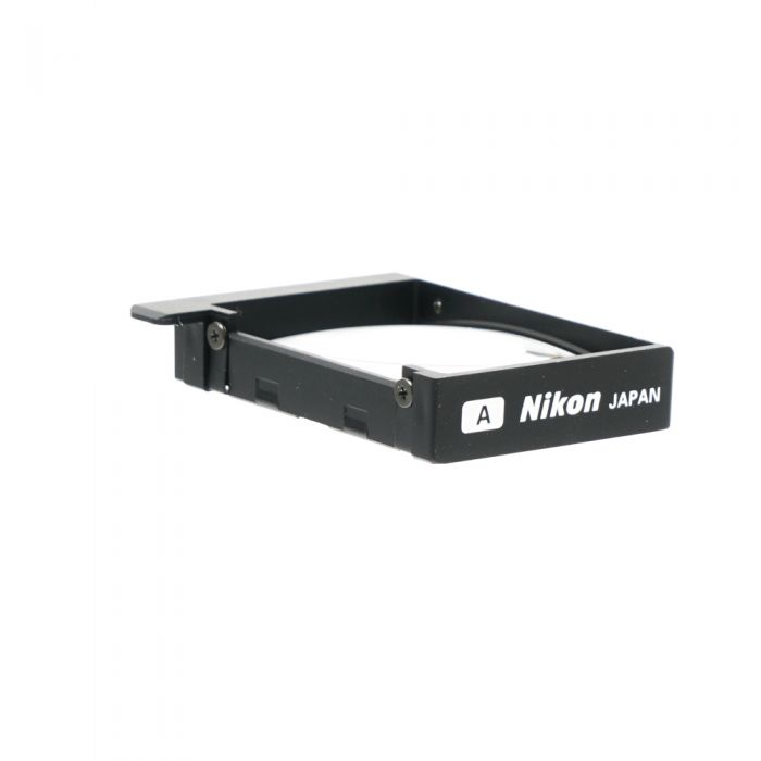 Nikon A Fine Matte With 5mm Spot, Horizontal Split Image Focusing Screen For Nikon F5