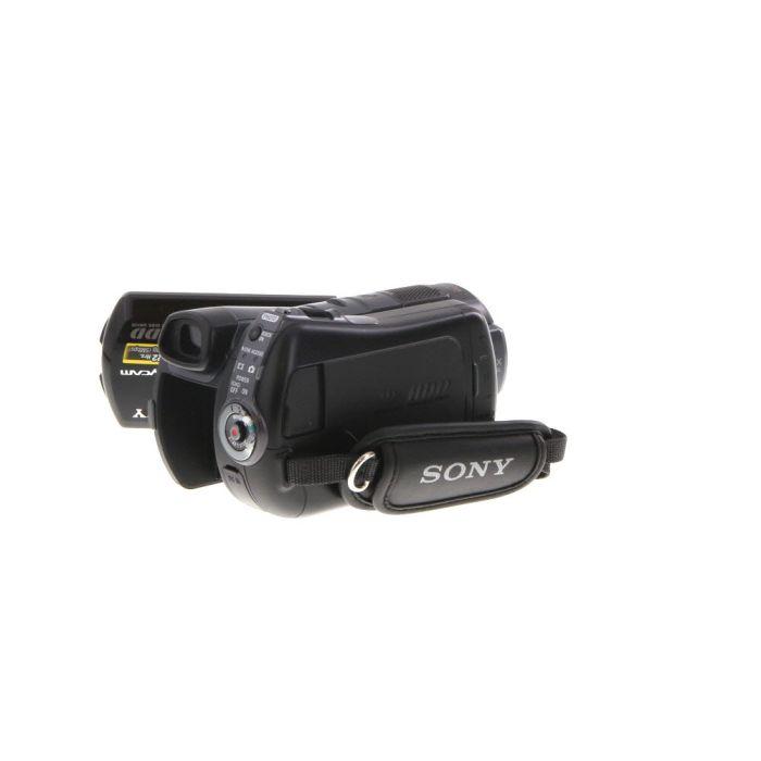 Sony HDR-SR11 AVC HD 60GB Hard-Disc NTSC Handycam Video Camera, Black {10.2 M/P}