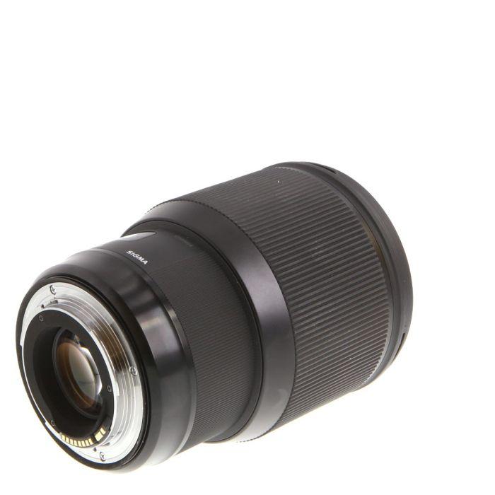 Sigma 85mm f/1.4 DG (HSM) A (Art) Autofocus Full Frame Lens for Canon EF-Mount {86}