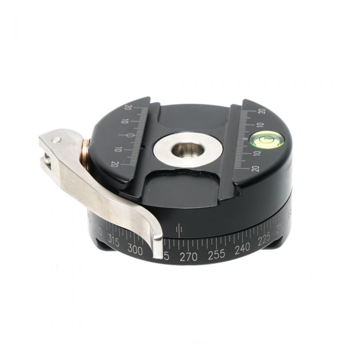 Really Right Stuff PC-LR Round Panning Clamp with Lever-Release