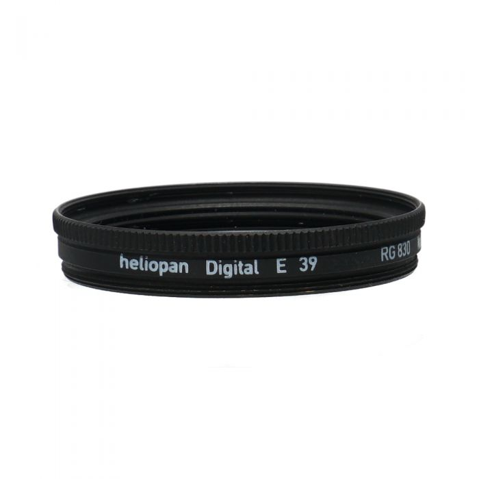 Heliopan 39mm RG 830 (87C) Infrared Filter