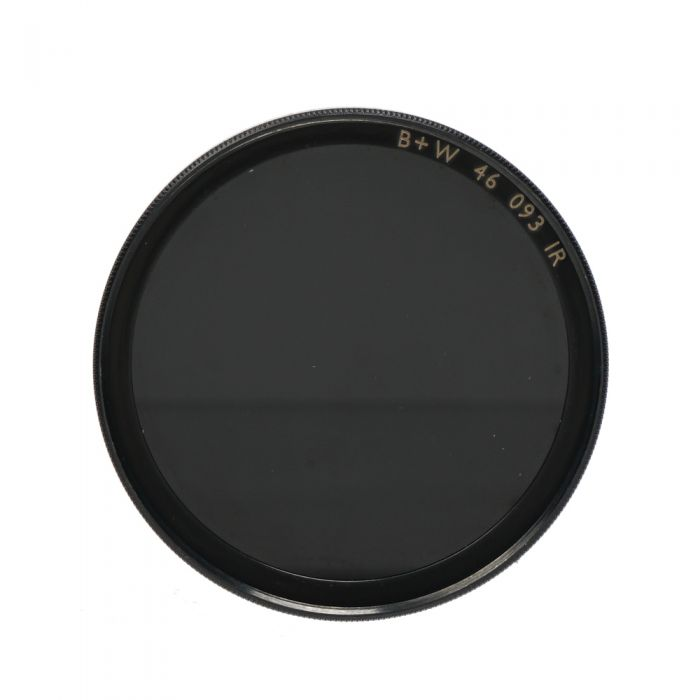 B+W 46mm Infrared 093 F-Pro Filter