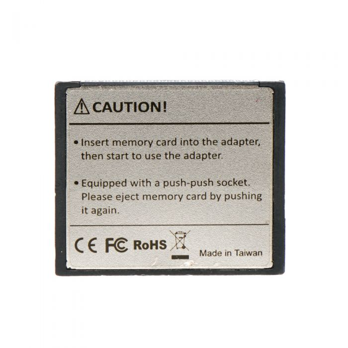 Miscellaneous Brand Compact Flash Adapter (SD/SDHC/SDXC/MMC)