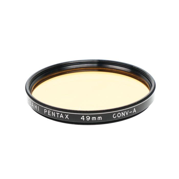 Pentax Asahi 49mm Conv-A Filter