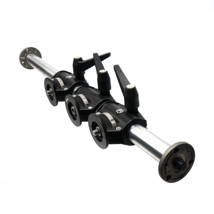 Bogen/Manfrotto 3153 Double Head Support Chrome