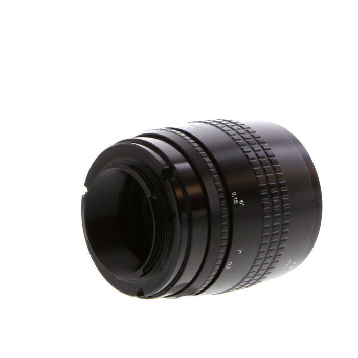 Lensbaby Velvet 56mm f/1.6 Manual Lens for Sony E-Mount, Black {62}