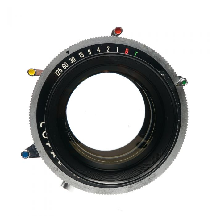 Komura 152mm f/2.8 BT Copal 3 (65MT) 4x5 Lens