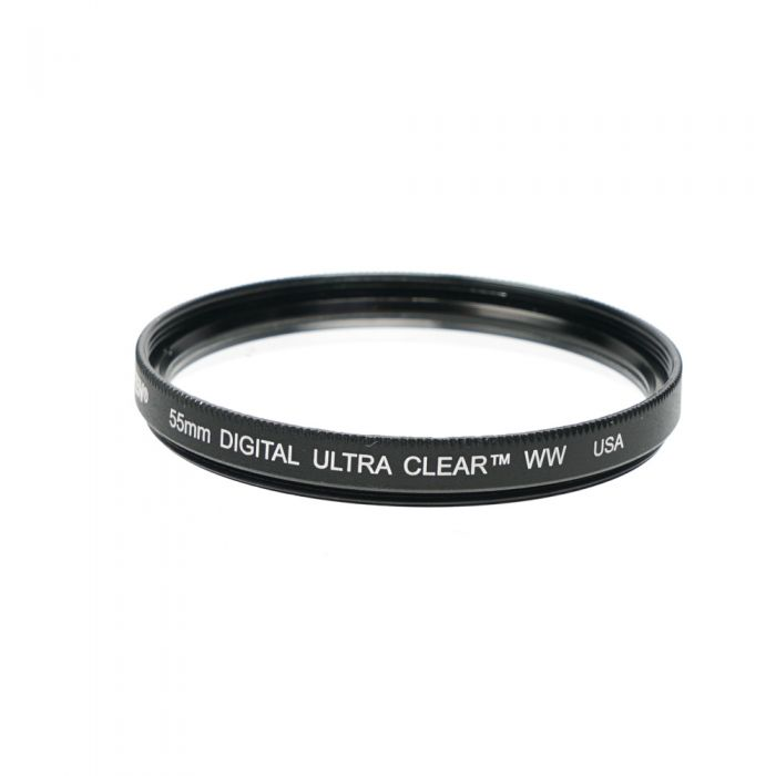 Tiffen 55mm Clear Ultra Digital WW Filter
