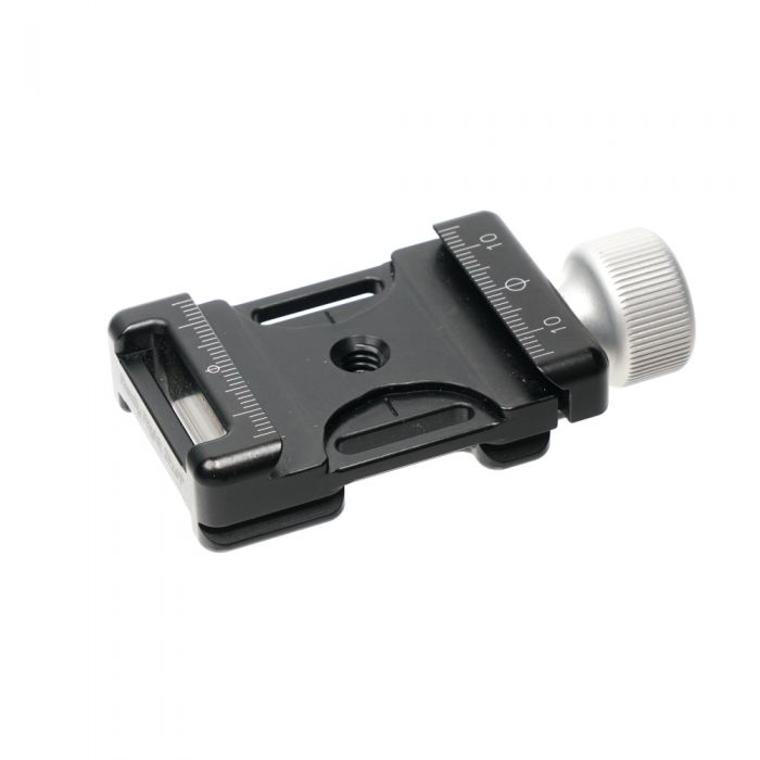 Really Right Stuff Quick Release Clamp B2-FABN with Strap Bosses