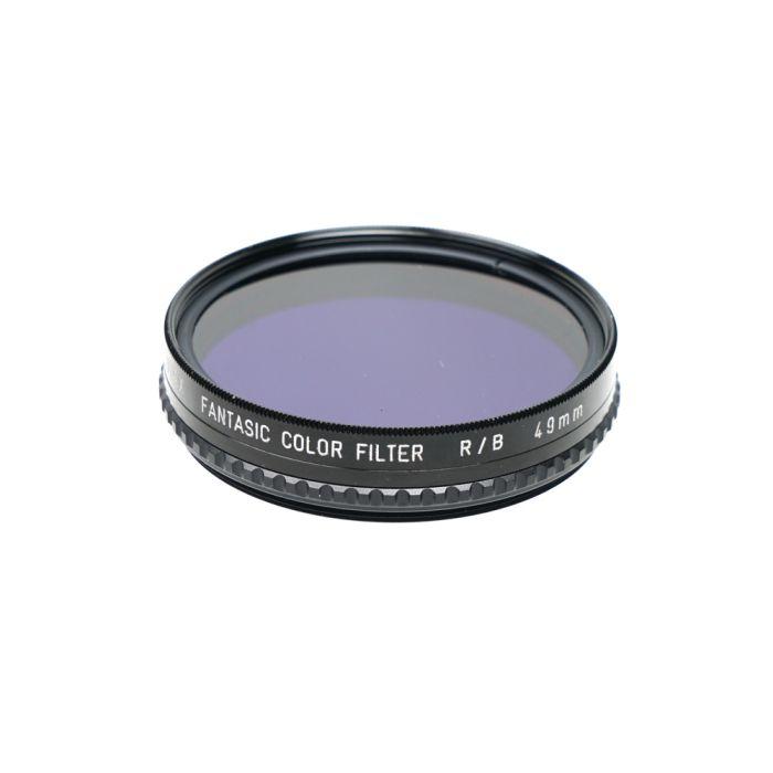 Pentax Asahi 49mm Fantasic (Red/Blue) Color Filter
