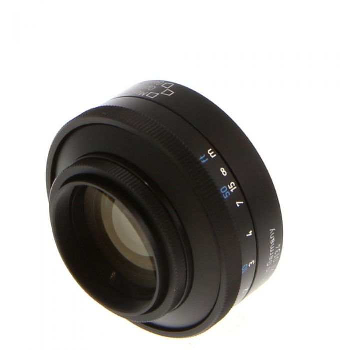 Meyer-Optik Gorlitz 58mm f/1.9 Primoplan P58 Manual Lens for Nikon F-Mount, Black {35}