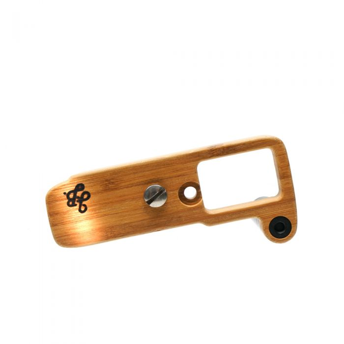JB Camera Designs Wood Grip Pro, Bamboo (For Fujifilm X-E2)