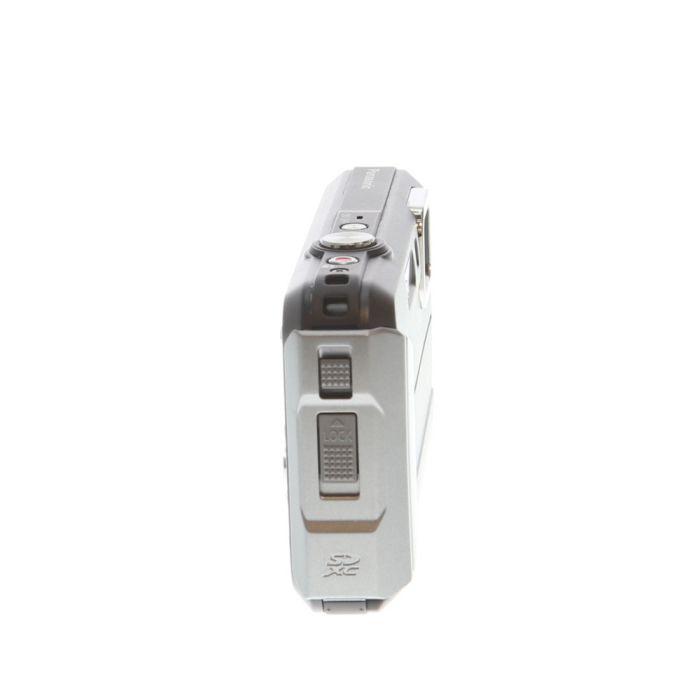Panasonic Lumix DMC-TS30 Black Waterproof Underwater Digital Camera {16.1 M/P}