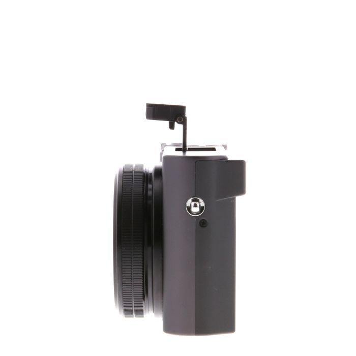 Panasonic Lumix DMC-ZS100 Silver Digital Camera Black {20.1 M/P}