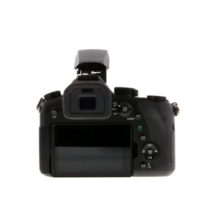 Panasonic Lumix DMC-FZ2500 Digital Camera, Black {20.1 M/P}
