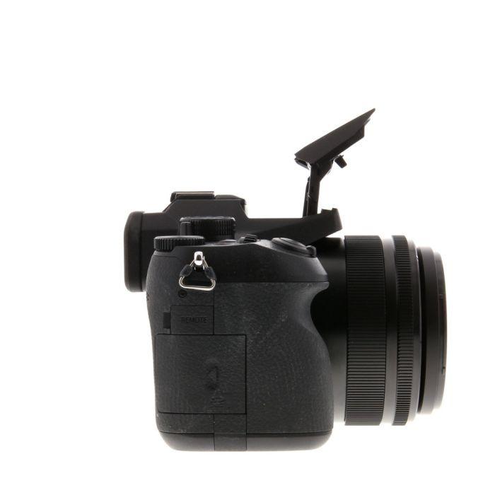 Panasonic Lumix DMC-FZ2500 Digital Camera, Black {20.1MP}