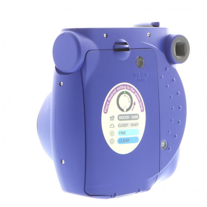 Fujifilm Instax Mini 7S Instant Print Camera, Indigo