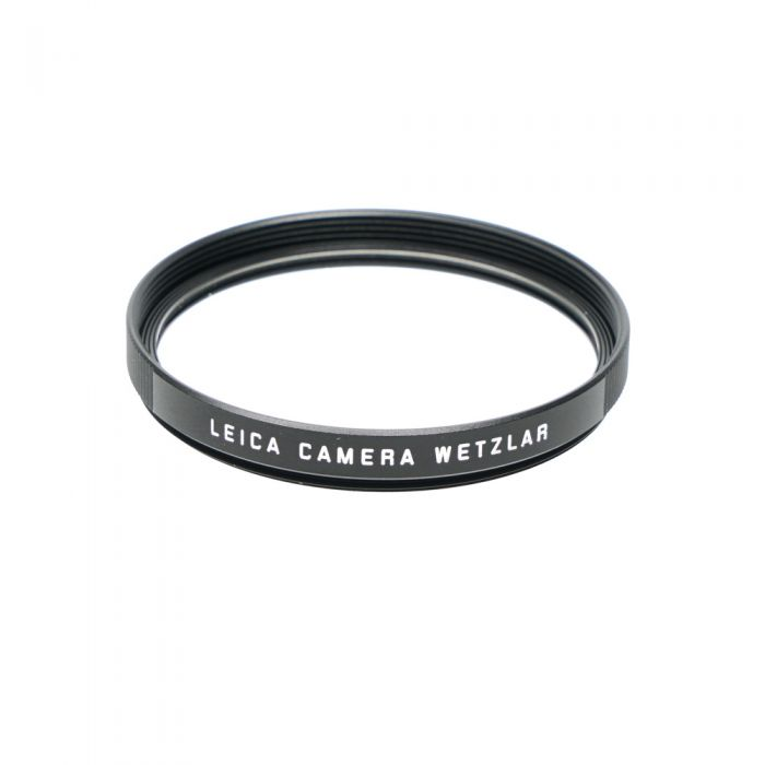Leica 46mm UVA II Black #13033 Filter