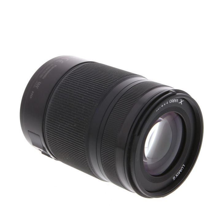 Panasonic Lumix 35-100mm f/2.8 G X Vario Asph. (II) Power O.I.S. AF Lens for Micro Four Thirds System, Black {58}