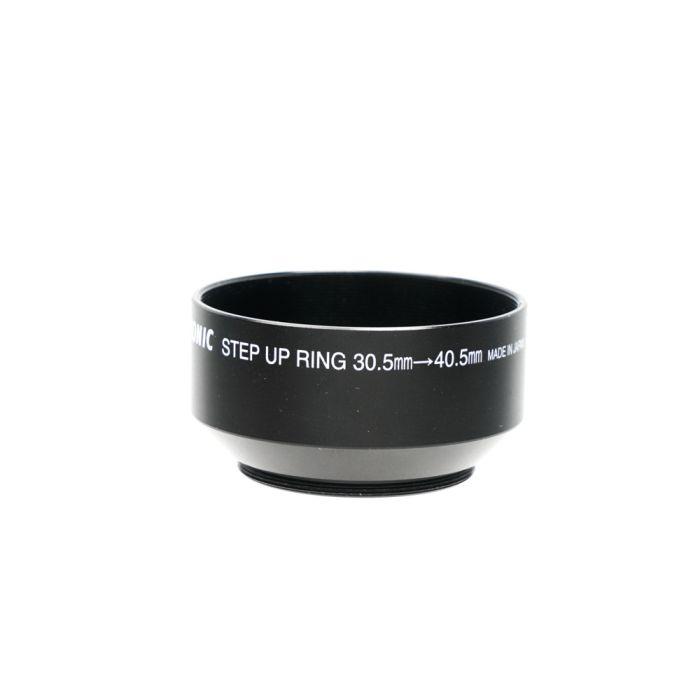 Sekonic 30.5-40.5mm Step Up Ring/Hood (for L-558, L-558C, L-608, L-608C, L-758C & L-758DR)