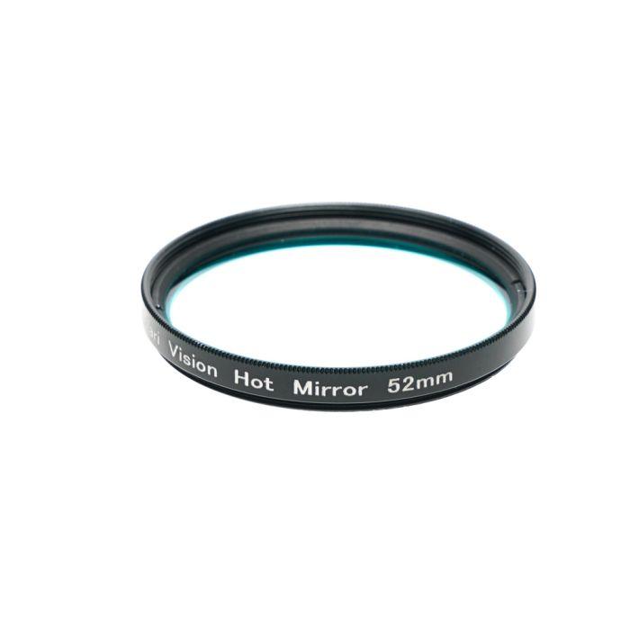 Miscellaneous Brand 52mm Standard Hot Mirror Filter