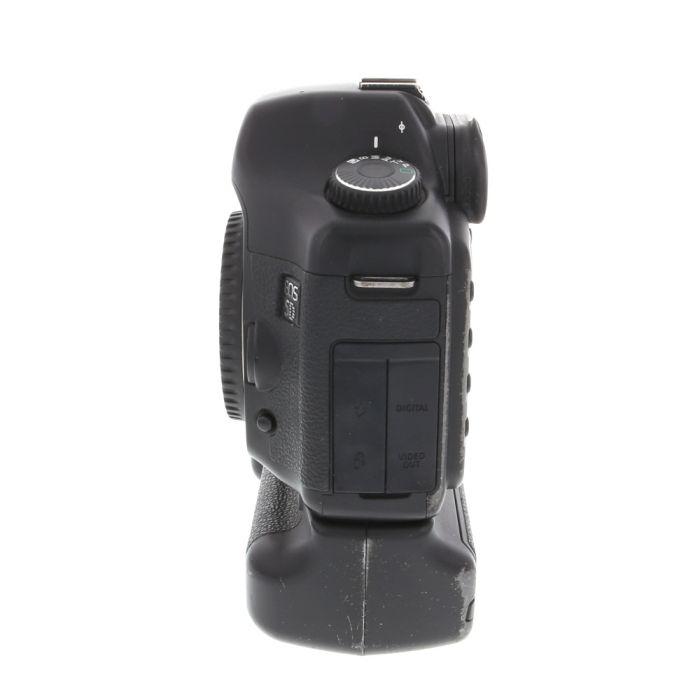 Canon EOS 5D DSLR Camera Body {12.8MP} with BG-E4 Battery Grip (Requires BP511,BP-511A)