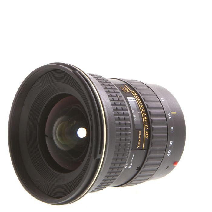 Tokina AT-X Pro 11-20mm F/2.8 IF DX EF-Mount Lens for Canon APS-C DSLR {82}