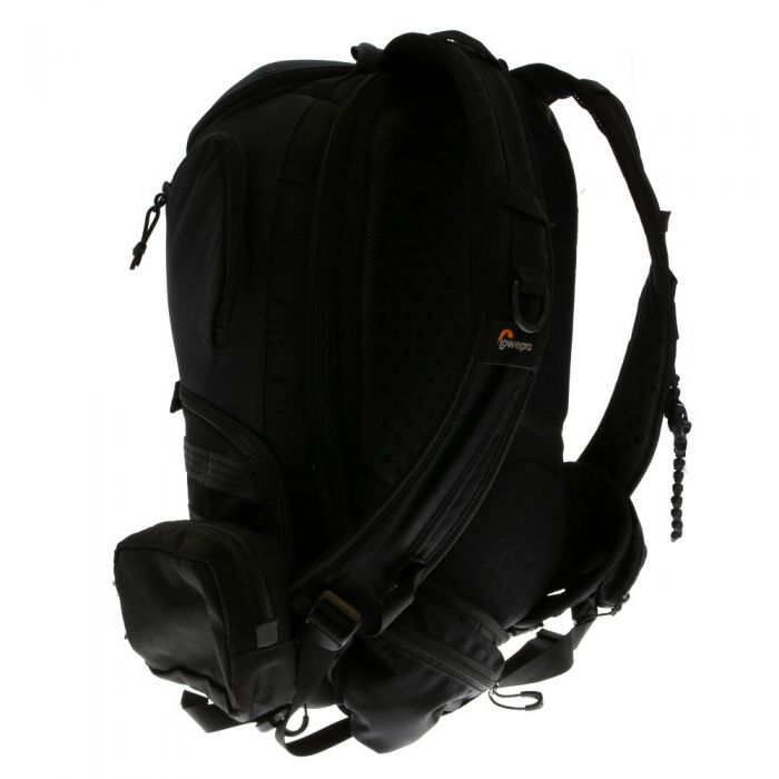 Lowepro ProTactic 450 AW Camera and Laptop Backpack Black 13.7x10.6x19.2