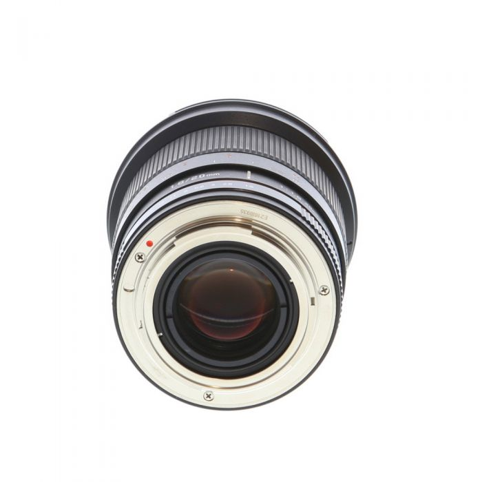 Rokinon 20mm f/1.8 ED AS UMC Manual Lens for Canon EF-Mount {77}