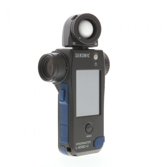 Sekonic L-858D-U Speedmaster (Ambient/Flash) Light Meter
