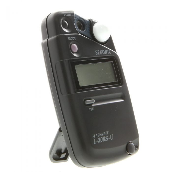 Sekonic L-308S-U Flashmate Black (Ambient/Flash) Light Meter