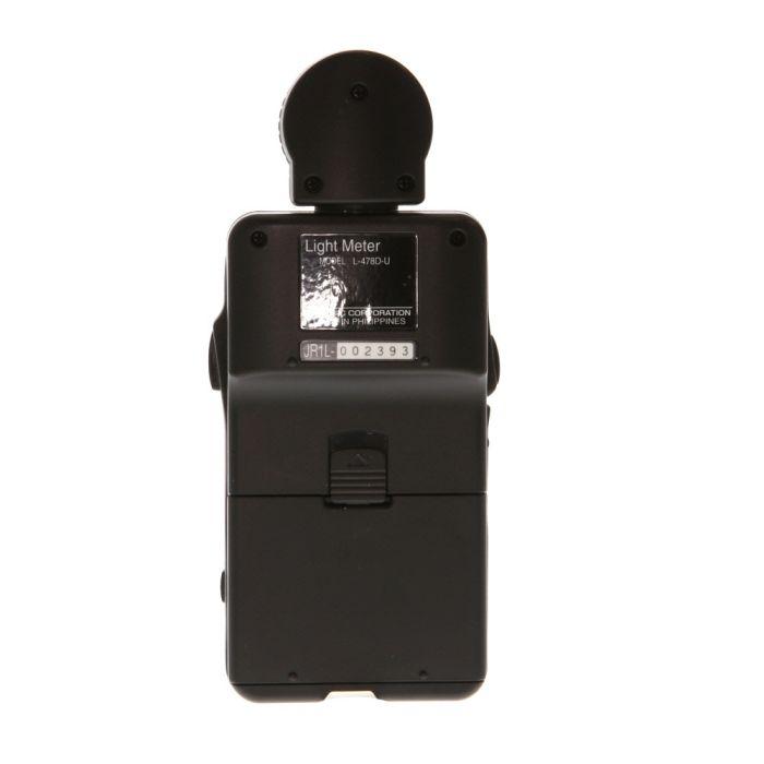 Sekonic L-478D-U Litemaster Pro (Ambient/Flash) Light Meter