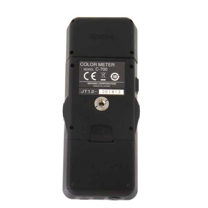 Sekonic C-700-U SpectroMaster Color Meter (Ambient/Flash)
