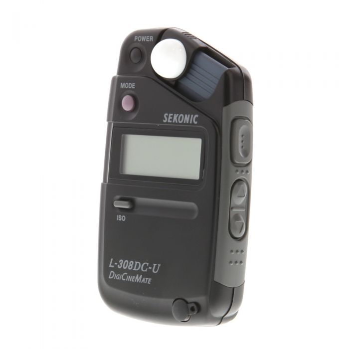 Sekonic L-308DC-U DigiCineMate (Ambient/Flash) Light Meter