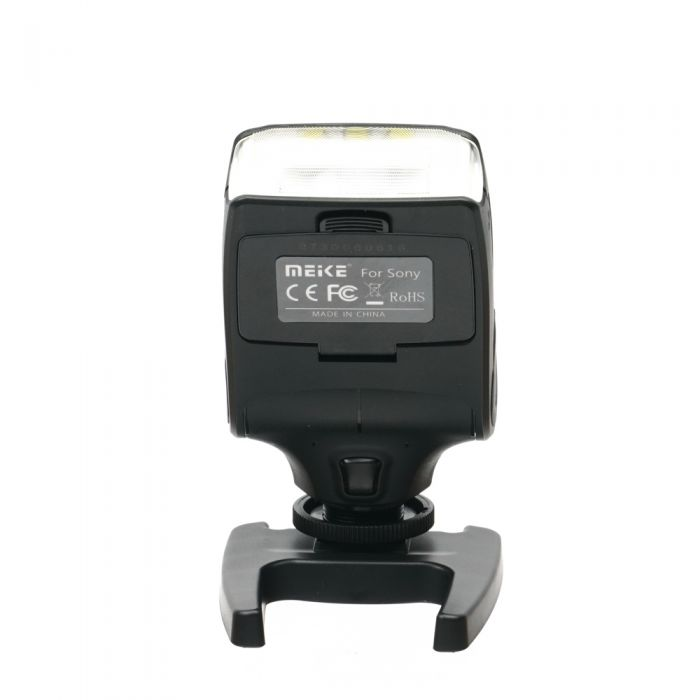 Meike MK320 TTL Flash for Sony Cameras with Multi-Interface Shoe [GN105] {Bounce, Swivel}
