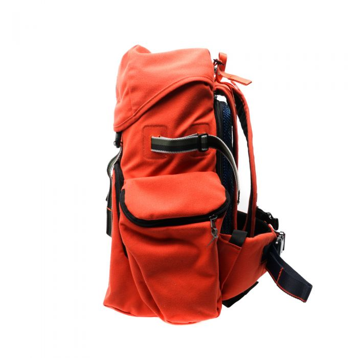 Crumpler Karachi Outpost Large Brick Orange Photo/Laptop Backpack, 20.47x14.96x9.84\