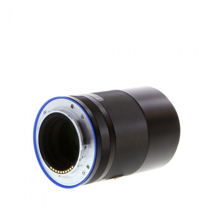 Zeiss Loxia 85mm f/2.4 Sonnar T* Manual Focus, Manual Aperture Lens for Sony FE Mount {52} with De-Click Tool