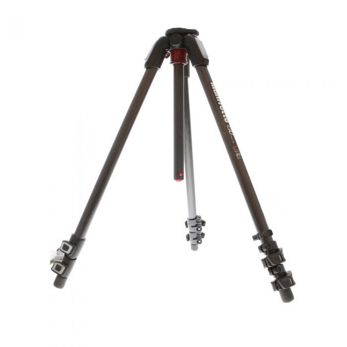 Manfrotto MT190CXPro3 Tripod Legs, Black