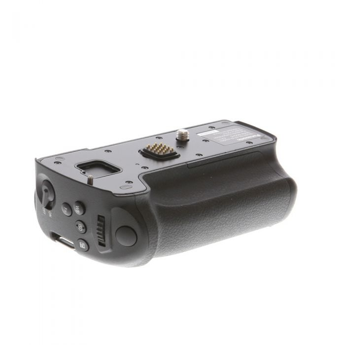Panasonic Battery Grip DMW-BGGH5 (Requires Battery DLF19), for GH5 Micro Four Thirds