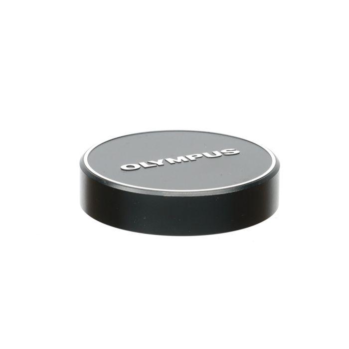 Olympus LC-48B Lens Cap, Black, for 17mm F/1.8 Micro Four Thirds