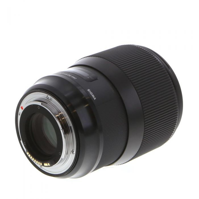 Sigma 135mm F/1.8 DG HSM A (Art) Lens For Canon EF Mount {82}