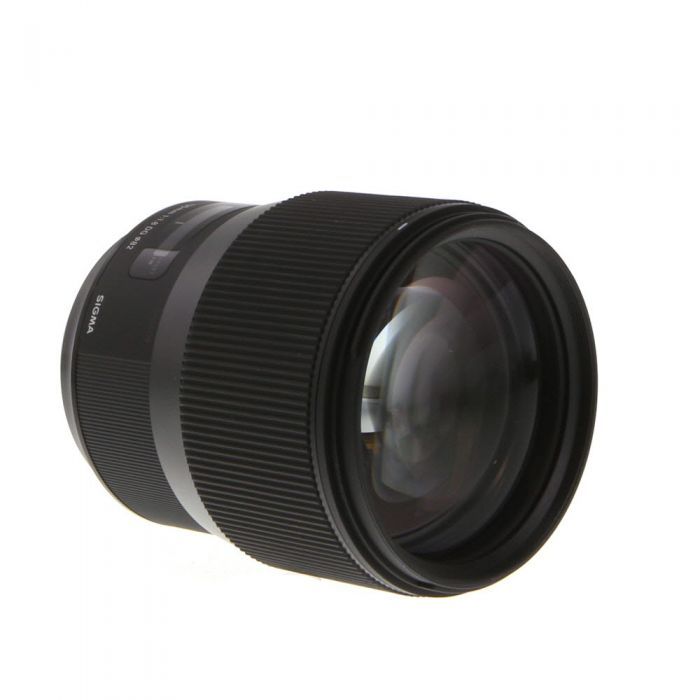 Sigma 135mm F/1.8 DG (HSM) A (Art) Lens For Nikon {82}