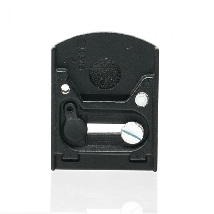 Manfrotto RC4 Rapid Connect Adapter (394) with 410PL Quick Release Plate
