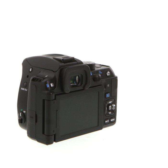 Pentax K-70 Digital SLR Camera Body,  Black {24.24MP}