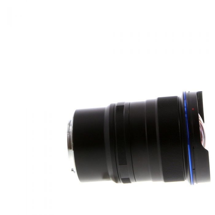 Venus Optics Laowa 12mm f/2.8 D-Dreamer (Zero-D) Manual Focus, Manual Aperture Lens for Sony E-Mount, Black