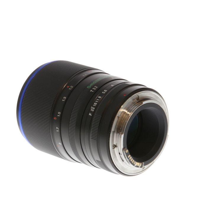 Venus Optics Laowa 105mm f/2 Smooth Trans Focus Manual Focus, Manual Aperture Lens for Canon EF-Mount {67}